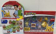 Pokemon Hard Carry Case Playset Bundle - Ships Immediately - New Well Packaged