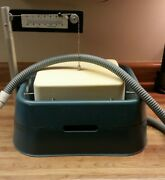 Phipps And Bird Spirometer Cat 7087-100 Tested No Leaks With Extra Mouthpieces
