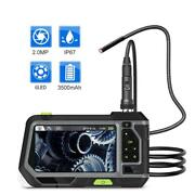 Endoscope Borescop 5and039and039 Color Lcd Tube Industial Camera Tipped Probe Ip67