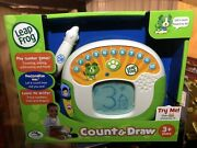 New Leap Frog Count And Draw - Teaches Numbers, Writing, Counting Early Math 2011