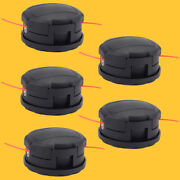 5pk Trimmer Heads For Echo Pas-225 Gt-2200 Srm-225 Trimmer Parts Speed-feed 400