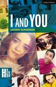 I And You Modern Plays By Gunderson Lauren