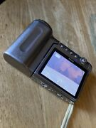 Nikon Coolpix S4 6mp Digital Camera 10x Video Photo Cost 800 Leather Case Exc.