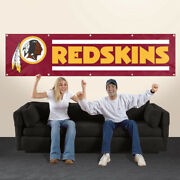 Washington Redskins Licensed Team Logo Flags - Drinkware - Auto - Collectables