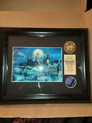Haunted Mansion 999 Happy Haunts A Ghoulish Gathering Coin/wallpaper 01/15