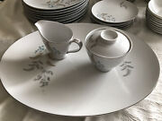 Narumi Of Japan Fine China Dinnerware Set 10 Servings 61 Pieces Settings