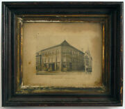 Antique Photograph Boston Murrayand039s Block The Boston Store The Daily Chronicle