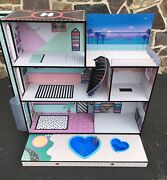 Newly Assembled L.o.l Surprise Doll House-3andrsquox3andrsquo-doll House Only-local Pick Up