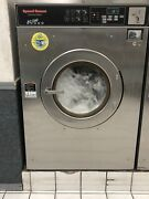 Speed Queen 3phase 50lb Coin Op Washer