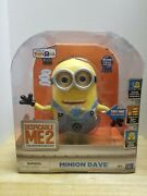 Despicable Me 2 Collectorand039s Edition Talking Minion Dave 9tall Toysrus Exclusive
