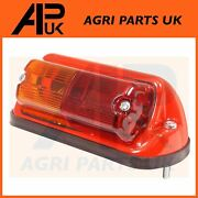 Leyland 245 253 255 270 285 Tractor Lh Rear Fender Light Lamp With Indicator
