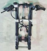 2017 13 14 15 16 17 18 Zx6r 636 Zx636 Front End Forks Fork Triple Tree Complete