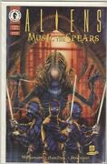 Aliens Music Of The Spears 1, 2, 3, 4 Vf/nm