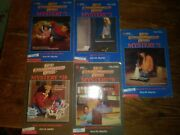 The Babysitters Club Assorted Lot Books 5 Book Set Original Collection Mystery