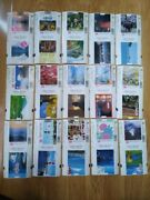 1990 Japan Sigtseeing Memorial Empty Cigarette Soft Pack -84 Mm-156 Different