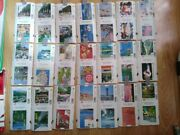 1991 Japan Sightseeing Memorial Empty Cigarette Soft Pack -84 Mm-136 Different