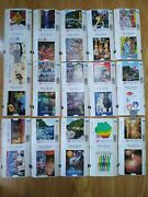 1989 Japan Sigtseeing Memorial Empty Cigarette Soft Pack -84 Mm-179 Different