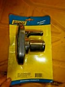 Deck Fill Gas Seachoice 32061 With Vent Plastic Boat New