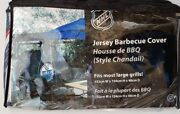 Edmonton Oilers Nhl Hockey Outdoor Bbq Grill Cover