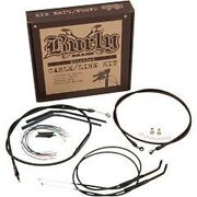Burly 14 Ape Hanger Cable And Wiring Kit For Harley Davidson Sportsters 2007-2013
