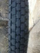Tire 3,75x19 Ural Dnepr K750 M72 Izh Moto. Made In Russia. Tyre With Inner Tube.