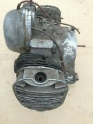 Engine Dnepr -12 K750 Mb750 Motorcycle. Old Stock. New Other See Description.