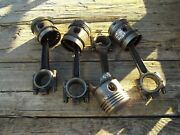 Mccormick Farmall F12 F14 Ih Tractor More Power Pistons Rods Rings Caps