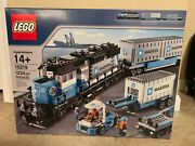 Lego Maersk Cargo Train 10219 - Brand New And Factory Sealed