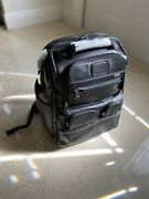 Tumi Alpha 3 Leather Brief Pack | Nwt | Retail 725 |