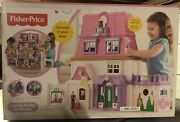 Fisher-price Loving Family Toy Dollhouse Bfr48-9993 Accessories New