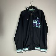 Lrg Lifted Research Group Jacket Mens Size Xl