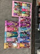 Disney Singing Doll Collection 10 Different New In Box