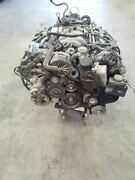 10 11 Mercedes E550 W212 M273 5.5l Rwd Complete Engine Assembly 17190