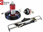 Boat Hydraulic Steering System Up To 175 Hp Outboard Hydrodrive Yamaha Suzuki