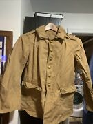 Wwi To Early 20s French Colonial Tunic Coat Uniform