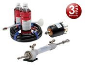 Inboard Hydraulic Steering System For Boats Up To 12 M 40ft Hydrodrive Mu75tf