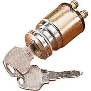 Ignition Switch For Harley Davidson Fx Xl And Shovelhead Motorcycles 1975-1993