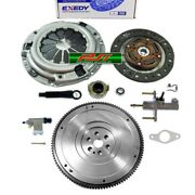 Exedy Clutch Kit W/ Master And Slave + Psi Hd Flywheel For 01-05 Honda Civic 1.7l