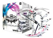 New Psp Black Rock Shooter Limited White Premium Box With Figma Figure Japan