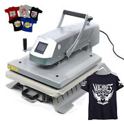 Digital Clamshell Heat Press Transfer T-shirt Sublimation Press Machine 16x20