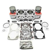 Polaris 15-19 Axys 800 Fix Kit Wiseco Piston Joint Cylindre 3022828 Rush Pro X