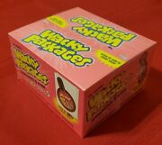 2007 Wacky Packages All New Series Ans5 Sealed Box Magnets And Foils 36/5