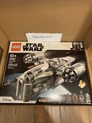 Lego The Mandalorian The Razor Crest 75292 New In Hand, Will Ship Same Day.