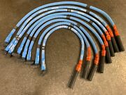 Moroso Blue Max Racing Spark Plug Wire Set Performance Wires Chevy Sbc