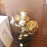 Disney Premier Pins Ball Mickey Mouse Table Clock From Japan 2003 Unused