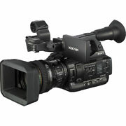 Sony Pxw-x200 Handheld Camcorder Good Condition See Glass Note