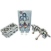 Polaris 15-19 Axys 800 Stock Sp1 Pistons Joint Cylindre Manivelle Rush Pro X