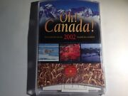 2002 Unc Coin Set, Oh Canada. Bl4a