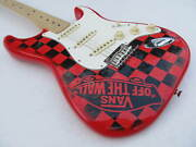Fender Limited Edition American Professional Stratocaster Off The Wall Rare