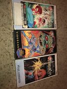 Vintage Thundercats Vhs Trouble With Time, Spitting Image, Pumm-ra Vcr